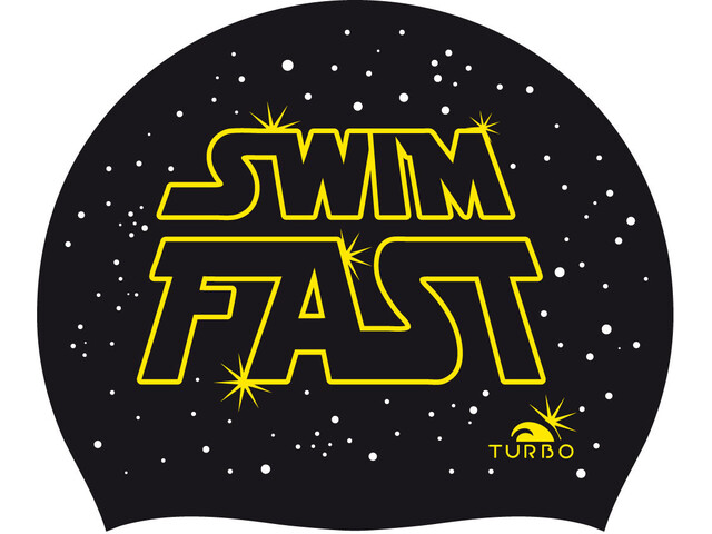 Turbo Swim Fast Future - Bonnet de bain - noir